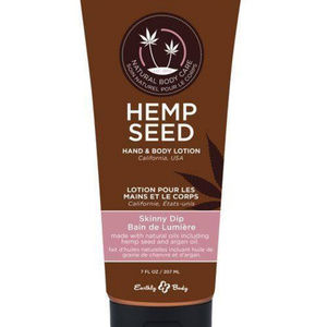 Other - Hemp Seed Lotion Skinny Dip NEW